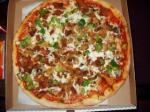 Recetas nuevas. Pizza de verduras